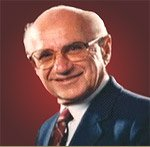 Milton Friedman, creator of the Permanent Income Hypothesis - from Wikipedia