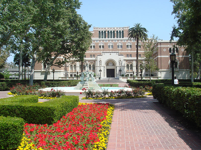 College Will Cost You... USC Cost me!  Save for college! (Wikipedia)