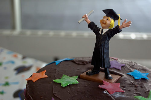 Student Loans are a huge concern for recent grads (David Goehring)