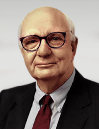 Picture of Paul Volcker