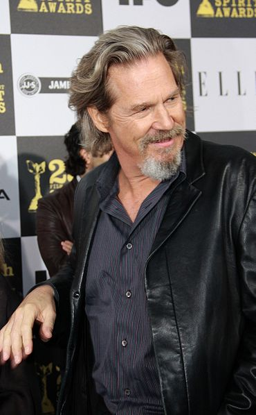 Picture of Jeff Bridges from Wikipedia.