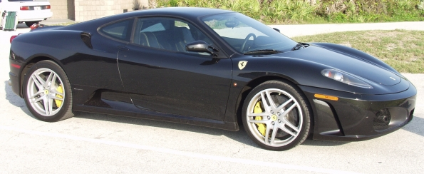 Giving Up Privacy to Save Money: On a Ferrari