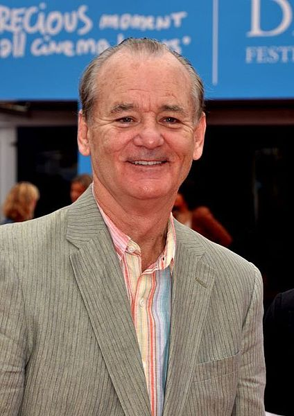 What does retirement mean? A Picture of Bill Murray smiling.