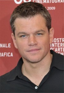 Is private schol evil? Picture of Matt Damon.