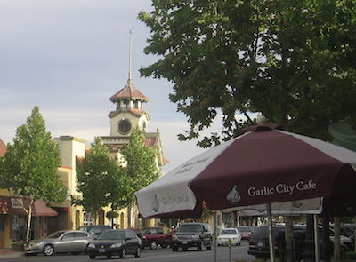 Gilroy's Downtown