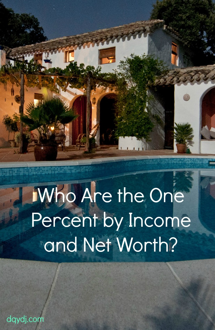 Who are the one percent by income and net worth?